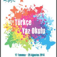 Turkish Language Summer School * Türkçe yaz okulu